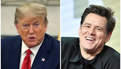 Jim Carrey Blasts Trump for 'Dishonest' Tax Returns and 'Billionaire Lifestyle' in Latest Cartoon