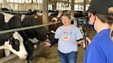 From cow to screen, Lebanon farm goes virtual to teach children where milk comes from