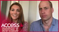 Kate Middleton & Prince William Thank Hospital Workers In New Video For Canada Day