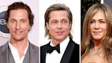 Matthew McConaughey on 'Sexual Tension' Between Brad and Jen at Table Read