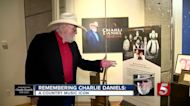 Country music and southern rock legend Charlie Daniels dies at 83