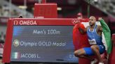 Trayvon Bromell out of 100M final, Italian Marcell Jacobs wins gold in surprise victory
