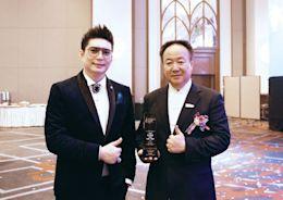 馬國皇子讚嘆非凡成就 2019亞洲風雲人物獎 謝沅瑾國際爭光獲殊榮