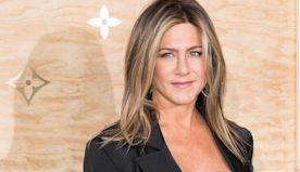 Jennifer Aniston Shares Throwback Photo To Tell COVID-19 To Politely Go Away