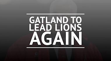 Gatland confirmed as British and Irish Lions coach