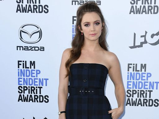 Billie Lourd Shares Never-Before-Seen Photo from Her Pregnancy 2 Months After Son Kingston's Birth