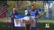 Rob Gronkowski And His Foundation Donate $1.2 Million To Renovate Boston Playground