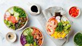 新鮮好吃健康的生魚飯 海科海洋生態廚房廚師教你做