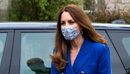 Kate Middleton's rare personal tweet honouring Sabina Nessa