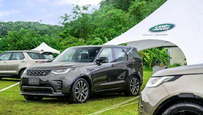 強攻豪華七人座市場!小改款 Land Rover Discovery 在台上市