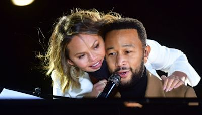 'The Voice': John Legend Credits Chrissy Teigen for a Battle Round Song Selection