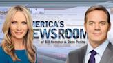'America's Newsroom' with Bill Hemmer and Dana Perino outdraws ABC, NBC