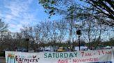 Bel Air Farmers' Market Opening Day: Vendors, Social Distancing