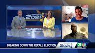 Recall election analysts talk Newsom victory