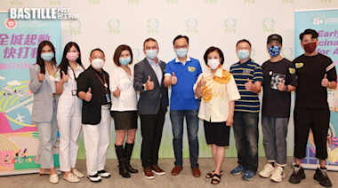 許濤鼓勵TVB員工盡公民責任 為員工安排接種新冠疫苗 | 娛圈事