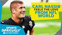 What Carl Nassib coming out as gay means for NFL, sports in America   Sports Seriously