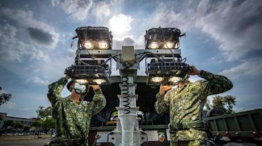 烟花颱風來勢洶洶 52工兵群落實災防整備