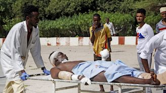 Eleven killed, 25 hurt as explosions rock Somalia's capital