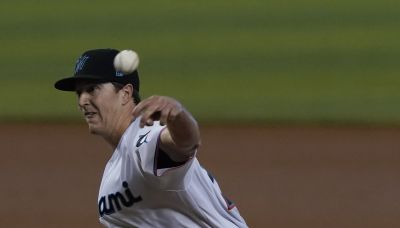 Rookie Rogers goes 7 innings to help Miami beat Orioles 3-0