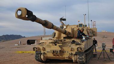 拜登挺台再一樁 將售我M109A6自走砲
