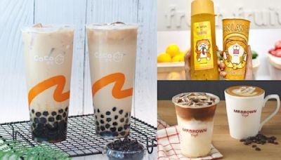 11月全台11間「手搖飲+咖啡」優惠:CoCo第2杯0元、對身分證11元喝新品