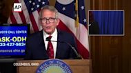 Ohio governor defends vaccine lottery prizes