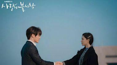 《愛的迫降》徐智慧、金正賢約會照曝光 韓媒:交往已一年