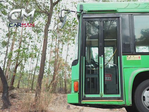 巴士迷 研究生飛北海道專程試搭短陣巴士 珍藏5架英日巴士:讓港人有實物回憶   蘋果日報