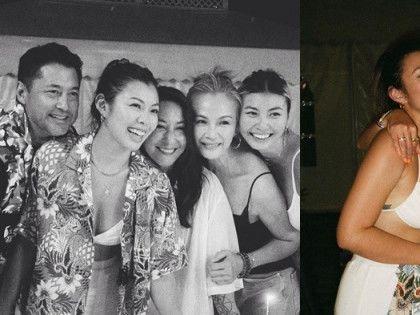 29歲生日獲全家開P賀壽 王曼喜被34D王麗嘉搶「峰」頭