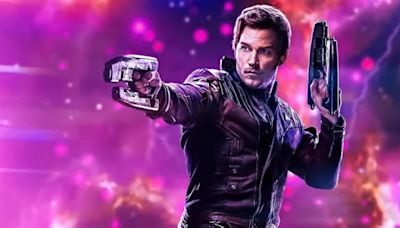 Guardians of the Galaxy 3: Chris Pratt Celebrates Star-Lord's Hairstyle As Filming Starts