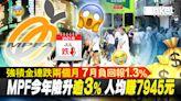 【MPF】今年MPF僅升3% 人均利潤縮至7900元 - 香港經濟日報 - 即時新聞頻道 - 即市財經 - Hot Talk