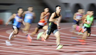 【全運會】林昱堂跳破大會紀錄 楊俊瀚 200 公尺達標亞運資格