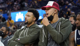 Injured Nuggets star Jamal Murray: 'I can't rush time'