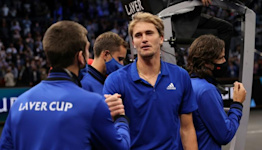 Europe cruise to Laver Cup triumph