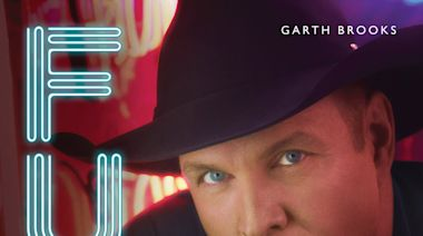Garth Brooks Reveals the Cover to His 'FUN' Album — but Why Is This Man Not Smiling?