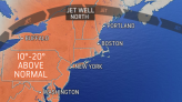 Warm, warmer, warmest: Eastern US in midst of summer throwback