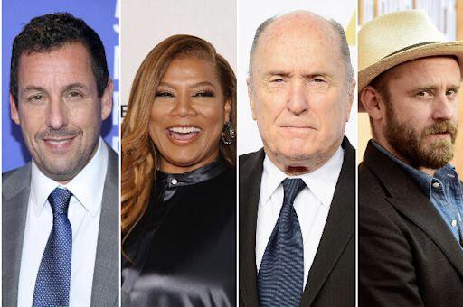 Adam Sandler's Basketball Film 'Hustle' Adds Queen Latifah, Robert Duvall, Ben Foster