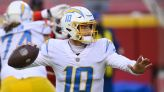NFL awards: Aaron Donald named top defender; Justin Herbert, Chase Young win top rookie honors