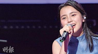 14歲姚焯菲《戀愛預告》逾86萬點擊 吳業坤被俘虜想搞歌迷會:無非分之想 - 20210610 - 娛樂