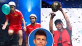 Watch carnage at first ever BALLOON World Cup organised by Barcelona star Pique