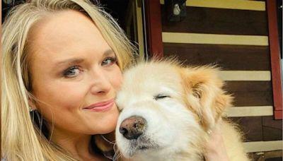 Miranda Lambert mourns death of her senior dog, Jessi, in emotional tribute
