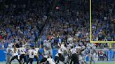 Tucker's 66-yarder sets record, gives Ravens win at Detroit