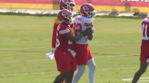 Nick Jacobs' observations from Friday's Chiefs training camp