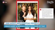 Meghan Markle and Prince Harry Make TIME 100 List: 'They Don't Just Opine. They Run Toward the Struggle'