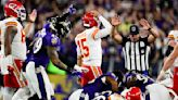 Jackson Mahomes Dumps Water On Ravens Fans After Baltimore Beats Chiefs