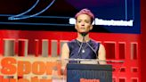 Megan Rapinoe Calls Out Sports Illustrated's Lack of Diversity – While Accepting SI Award
