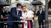 Prince Charles of Luxembourg Brings a Dose of Royal Cuteness to His Parents' National Day Outing