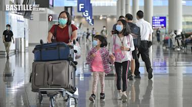 政府預留2.46億元獎勵4500公務員旅行 二人同行可獲5.5萬元 | 政事