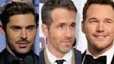 Male celebrities get honest about body image