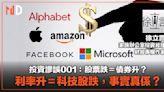 【投資專欄】投資謬誤001:利率升=科技股跌,事實真係?(徐立言)